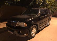 Automatic Black Lincoln 2005 for sale