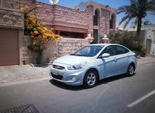 A VERY NICE HYUNDAI ACCENT 1.6 LITER MIDDLE OPTION CAR FOR SALE