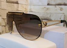 نظارات إيطالية أصلية ماركة VERSACE
