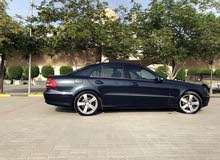 Mercedes Benz E500 car for sale 2003 in Muscat city