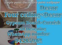 all painting