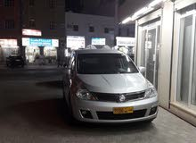 Nissan Tiida 2012 with low mileage, Full Automatic, Cruise Control for Monthly Rent