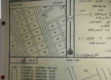 أرض سكنية سور العبري
