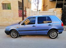 Volkswagen Golf car is available for sale, the car is in Used condition