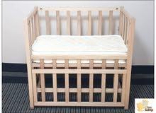 سرير اطفال 3 مستويات