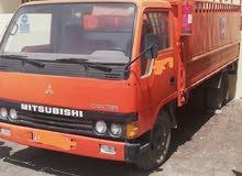 بيع سيارت غاز ميتسوبيشي شاحنه 3.5 طن موديل 1990