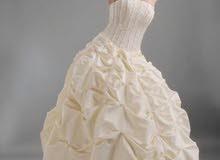 فساتين اعراس صناعة فرنسية من شركة Miss Robe