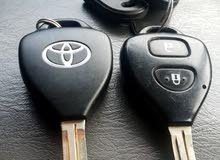 Manual White Toyota 2015 for sale