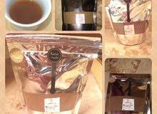 قهوة عمانية بالهيل والزعفران وخلطة خاصة