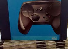 يد تحكم ستيم Steam Controller للتبديل