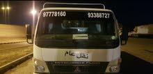 شاحنة توصيل طلبات من البريمي إللي العين او العكس