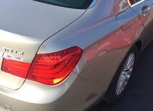 بي ام دبليو 730 LI BMW موديل 2012