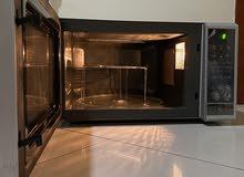 microwave LG  little  used