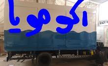 مطلوب سائق ومسوق للمياه
