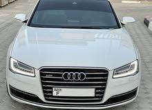 للبيع أودي A8L V8  فل اوبشن Audi A8 GCC