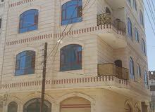 عماره مسلح 3 دور شارع 16 و6 نافذ للجواله حق شملان وشارع 30