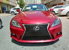 Very Clean Lexus IS 350 2012 for sale