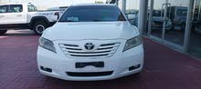 Toyota Camry with sunroof  Model 2008 Km227000 Full option accident  free  Price