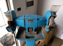 ماكينة رحاء كبيرة مستعمله ايطالية الصنع