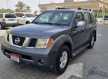 nissan pathfinder 2006 GCC