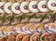 الحلوى من مختلف الأشكال مع التسليم والايصال