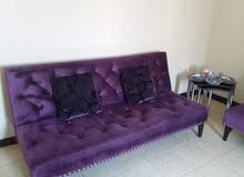 sofa bed and table for urgent sale