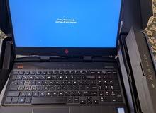 """HP Omen 15.6"""" 144Hz GSync, i7, RTX 2070,16GB, 512GB SSD, RGB Keyboard"""