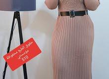 فستان شتوي صوف قياس فري سايز بيع جملة و مفرد اكو توصيل محافظات السعر 18 الف