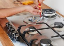 Electric and gas oven repairing