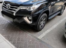 Toyota Fortuner EXR 2016