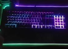 gaming keyboard and mouse pad