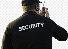 ابحث عن وظيفة حارس أمن كل الشروط والمستندات المطلوبة متوفرة خبرة 8 اعوام