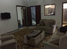 شقة مفروشة للايجار باليوم في طرابلس بن عاشور