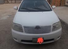 Toyota Corolla 2006 - Used