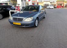 Used condition Mercedes Benz S 320 2005 with 20,000 - 29,999 km mileage