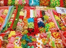 مطلوب شريك سعودي ممول لمشروع حلويات