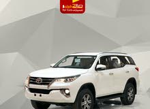 0 km Toyota Fortuner 2018 for sale