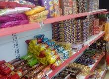 محل بيع المواد الغذائية للبيع