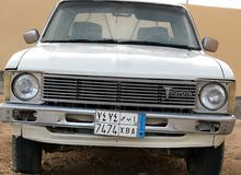 Manual White Toyota 1979 for sale