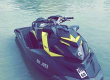 Used Jet-ski with engine is up for sale