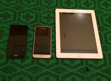 Samsung j3 .6 & iPad 3+3G & HUAWEI