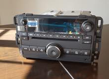 راديو مع سي دي اصلي GM