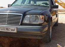 Automatic Blue Mercedes Benz 1997 for sale