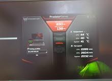 من اقوى لابتوبات العالم acer predator 17x gtx 1080