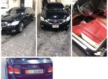 Lexus GS 430 made in 2007 for sale