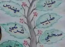 مدرس لغة عربية . خبر واخطار في دبي للمراجعات اللغوية