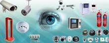 توريد وتركيب كاميرات مراقبة وانظمة الامان