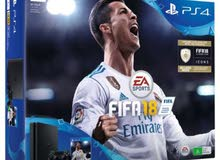 PS4 1TB FIFA 18 Bundle with Extra Controller (newly released)