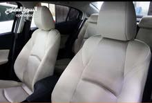 Automatic Grey Mazda 2015 for rent