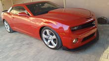 Chevrolet Camaro 2011 For sale - Red color
